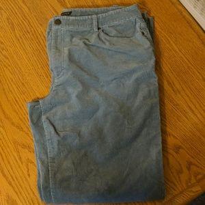 Tahari corduroy pants